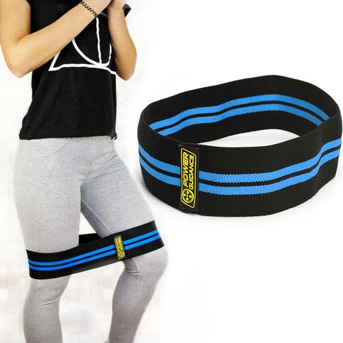 Fitness Equipments Yoga Guidance Hip Band Resistance Bands Elastic Fitness Equipment For Warmups Squats Mobility Workout Leg Pull Band Modern Design Sports & Entertainment