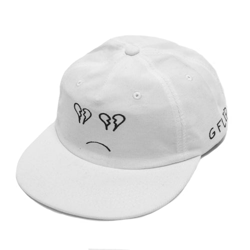 G-Flip merch Corduroy Hat (White)