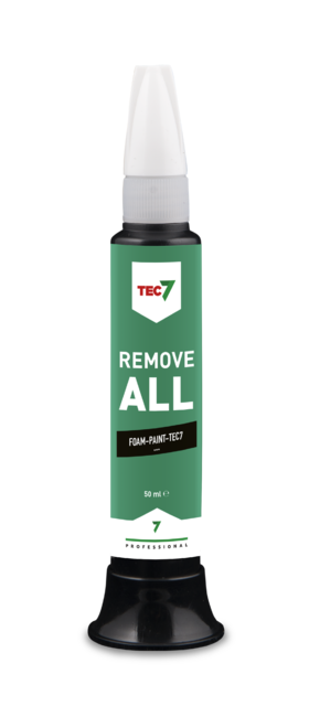Tec7 Remove All 50ml