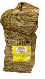 Kiln Dried Hardwood Logs Mesh Bag