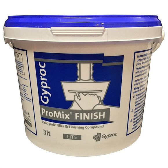 Gyproc Promix Finish 15Ltr. Tub