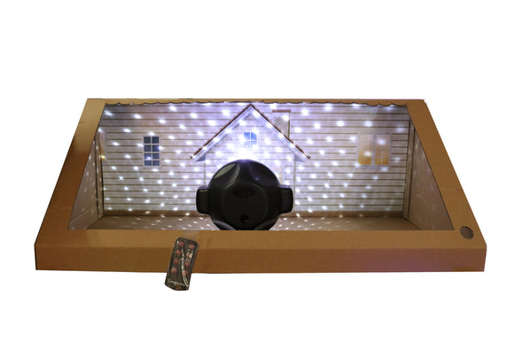 Falling Snow Christmas Projector LED