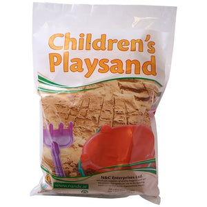 Children Play Sand