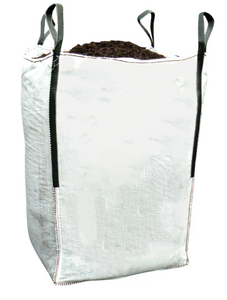 Bulk Bag Wood Mulch  - Approx 1 Tonne