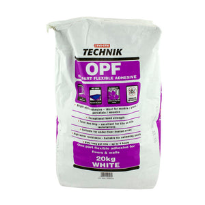 Evo-Stik Technik O.P.F One Part Flexible Tile Adhesive