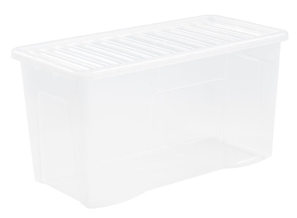 Wham Crystal 110L Box & Lid