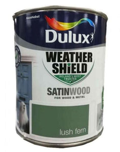 Dulux Exterior Satinwood 750ml - Colour