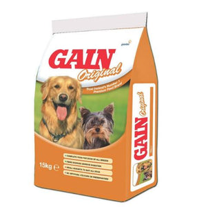 Gain Original Dog 15kg