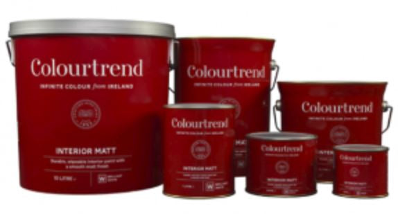 Colourtrend Interior Matt - 500ml