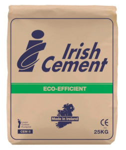 Irish Cement 25Kg