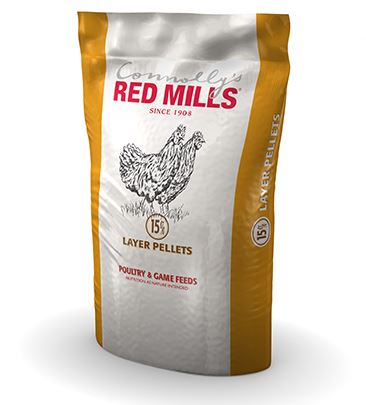 Layer Pellets 20kg