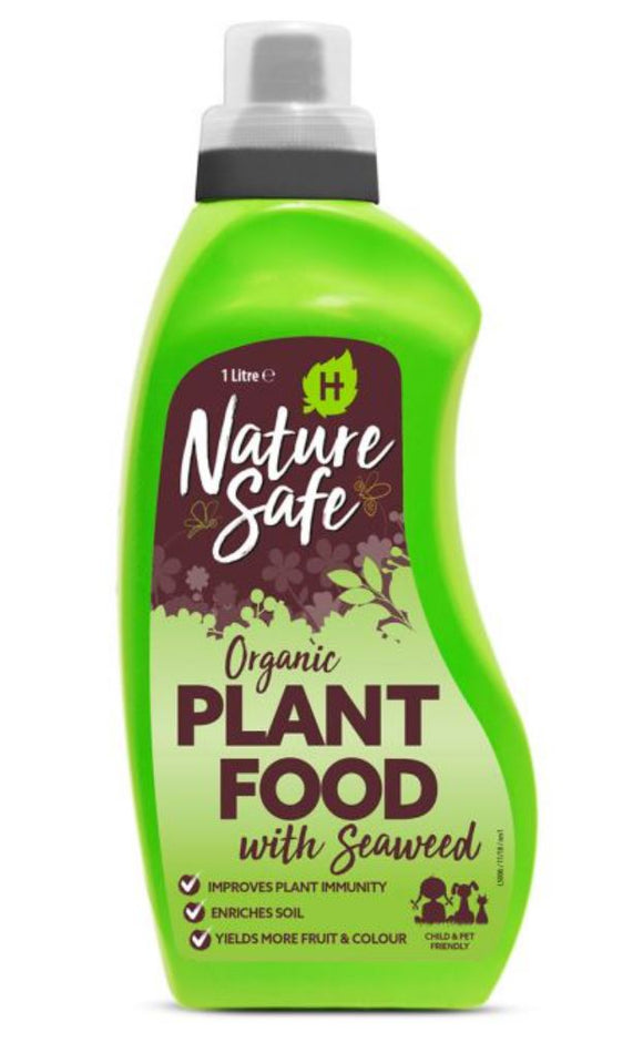Hygeia Nature Safe Plant Food 1lt
