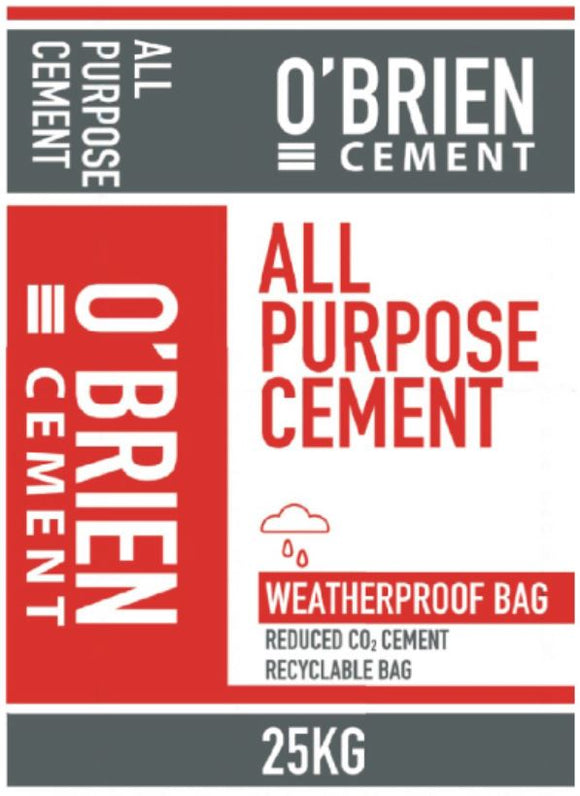 O'Brien Cement 25Kg