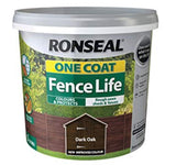 Ronseal One Coat Fence Life 9L