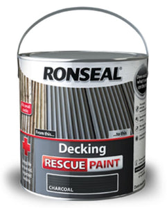 Ronseal Decking Rescue
