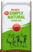 Simply Natural Horse Mix 20kg