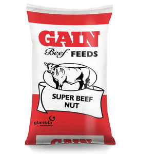 Gain Super Beef Nuts 25kg