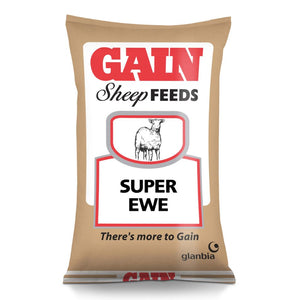 Gain Super Ewe Nuts 25kg