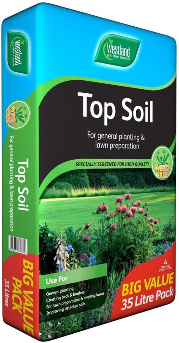 Westland Top Soil - 35lt