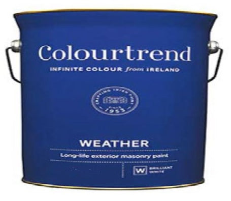 Colourtrend Weather Collection - 3L