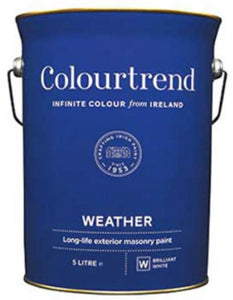 Colourtrend Weather Black