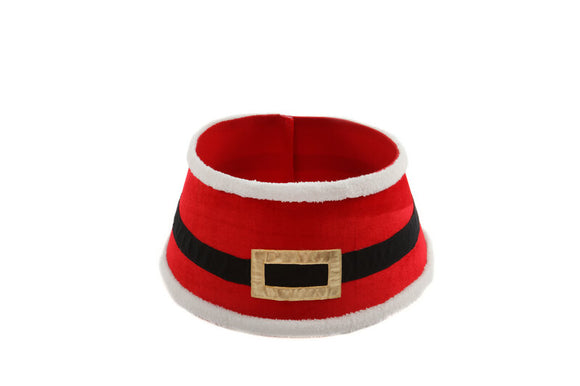 Santas Belt Tree Collar