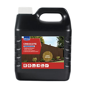 Evo-Stik New Form Creosote Dark 4 Litre