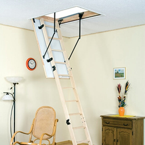 Optistep Fakro Loft Ladder 120cm X 60cm Access