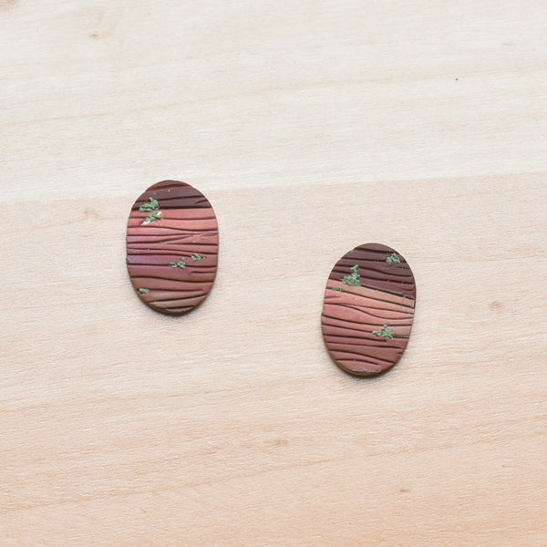 milki.sg Forest Woods Studs (Eggie)