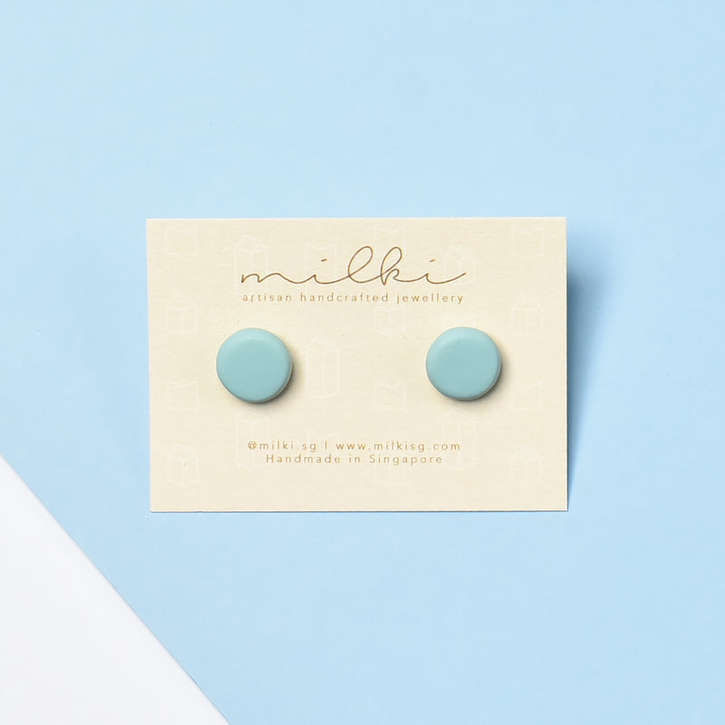 milki.sg Cotton Blue Candy Stud (Regular)