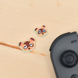 The New Horizons Studs 1 (Tom nook & nookling)