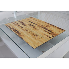 Load image into Gallery viewer, Natural Bamboo Wood Wide Placemats (Set of 2) - Meraki Cole Company