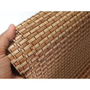 Handmade Bamboo Placemats Natural/Medium (Set of 4)