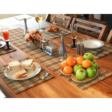 Load image into Gallery viewer, Handmade Bamboo Placemats (Set of 4) - Meraki Cole Company