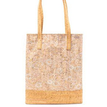 Load image into Gallery viewer, Reusable Eco-Friendly Cork Tote Bag - Meraki Cole Company