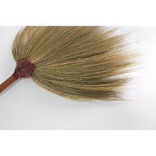 "Load image into Gallery viewer, 40"" Traditional Grass Broom (2 Piece Set) - Meraki Cole Company"