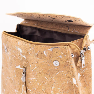 100% Natural Cork Backpack - Meraki Cole Company