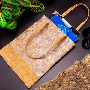 Reusable Eco-Friendly Cork Tote Bag - Meraki Cole Company