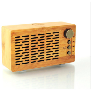 Vintage Wireless Portable Speaker - Meraki Cole Company