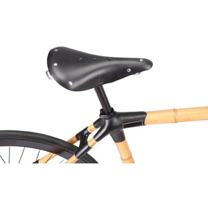 Black Bamboo Fixie Bike - Meraki Cole Company