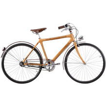 Load image into Gallery viewer, Bamboo City Bike 3-Speed - Meraki Cole Company