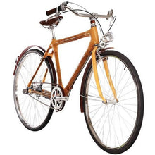 Load image into Gallery viewer, 3-Speed Bamboo City Bike - Meraki Cole Company