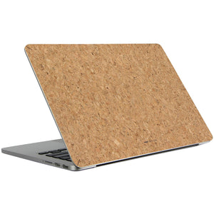 MacBook Cork Skin Cover - Meraki Cole Company