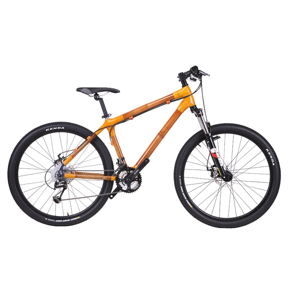 Bamboo Mountain Bike 29ER - Meraki Cole Company