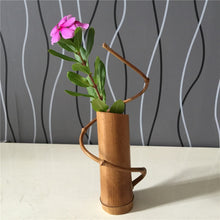 Load image into Gallery viewer, Bamboo Wedding Decorative Vase - Meraki Cole Company