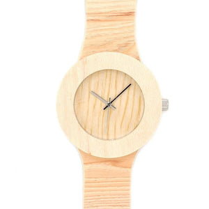 Complete Bamboo Wooden Watch - Meraki Cole Company