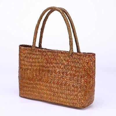Fashion Straw Rattan Bag - Meraki Cole Company