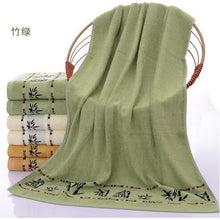 Load image into Gallery viewer, Quick Absorbing 100% Bamboo Drying Towel - Meraki Cole Company