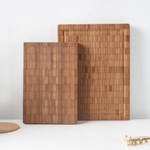 Natural Bamboo Chopping Board - Meraki Cole Company
