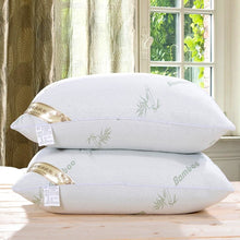Load image into Gallery viewer, Natural Bamboo Memory Pillow - Meraki Cole Company